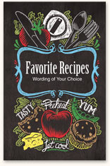 photo relating to Recipe Book Cover Printable named Complete-Coloration Inventory Handles - Morris Force Cookbooks