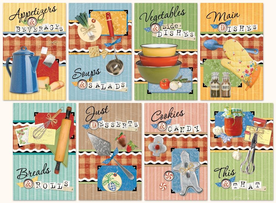 full color stock divider d755 morris press cookbooks