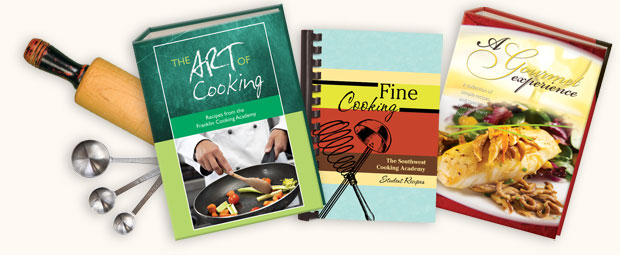 culinary school covers