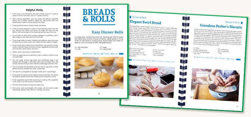 full color press ready pages pricing morris press cookbooks
